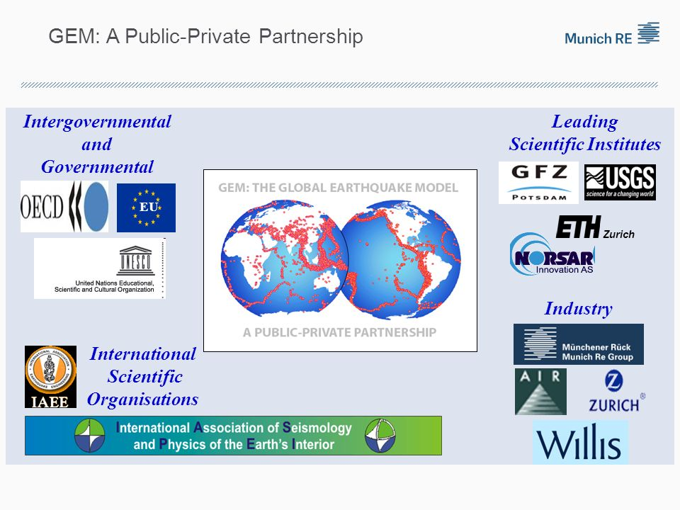 GEM: A Public-Private Partnership