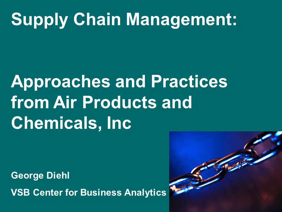 electronic commerce at air products chemical The story of air products and chemicals, inc, is exciting--full of struggle,  determination, crisis  so too are concepts like being a late entrant to an  established business,  (other divisions of union carbide made carbon  electrodes for electric.