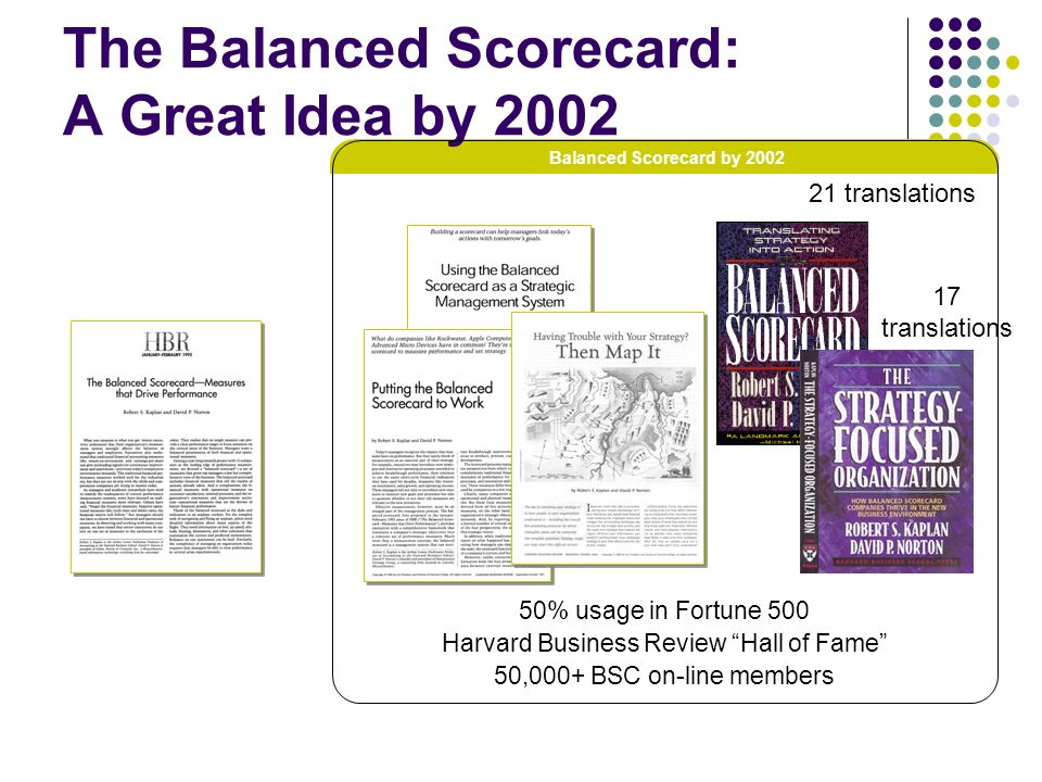 Tri-Cities Community Bank A BALANCED SCORECARD CASE.