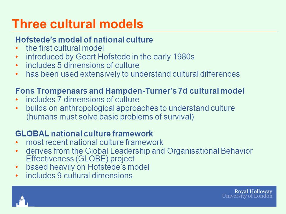 "hofstedes dimensions of cultural differences Geert hofstede""culture is more often a source of conflict than of synergycultural differences are a nuisance at best and often adisaster"" 18 19 hofstede's cultural dimensionsprof."