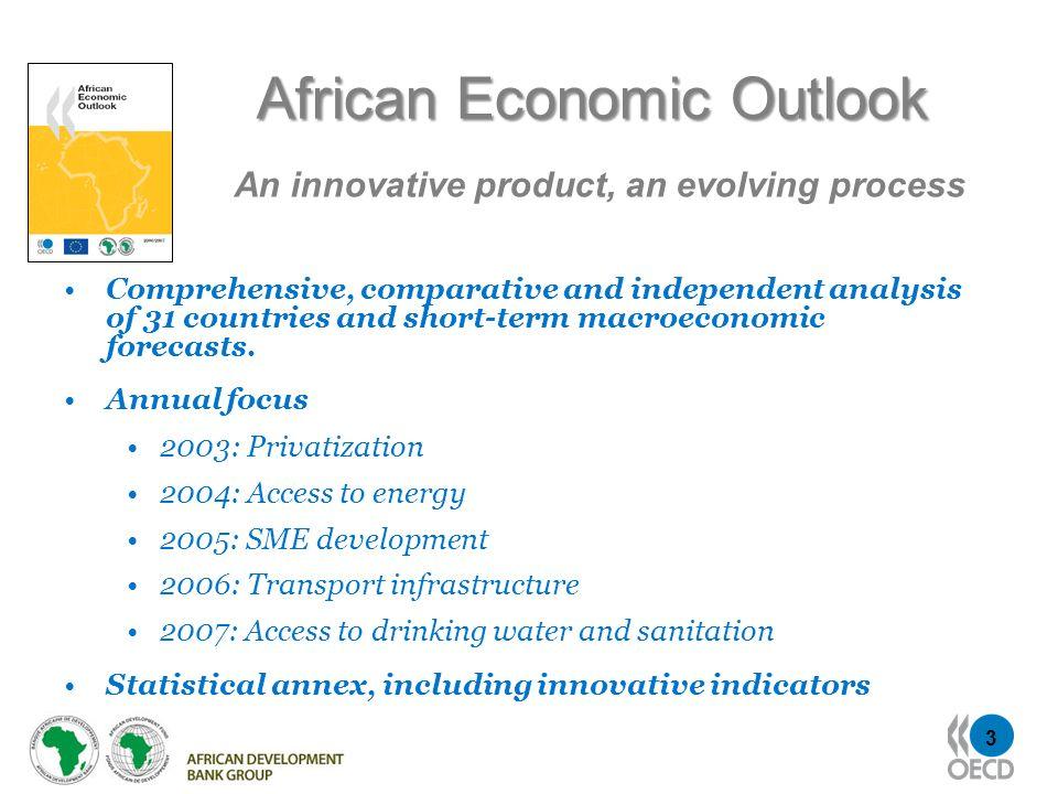 African Economic Outlook