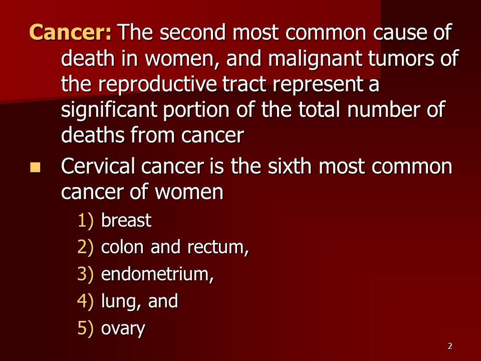 Cryoablation cervical cancer