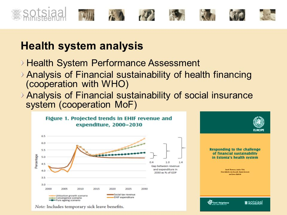 Health system analysis