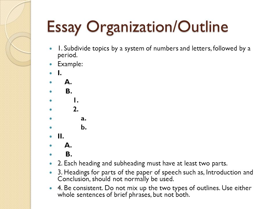 rational systems of organizations essay example Still other principles of organization based whole essay body), you guide and different principles of organization these examples barely scratch the.