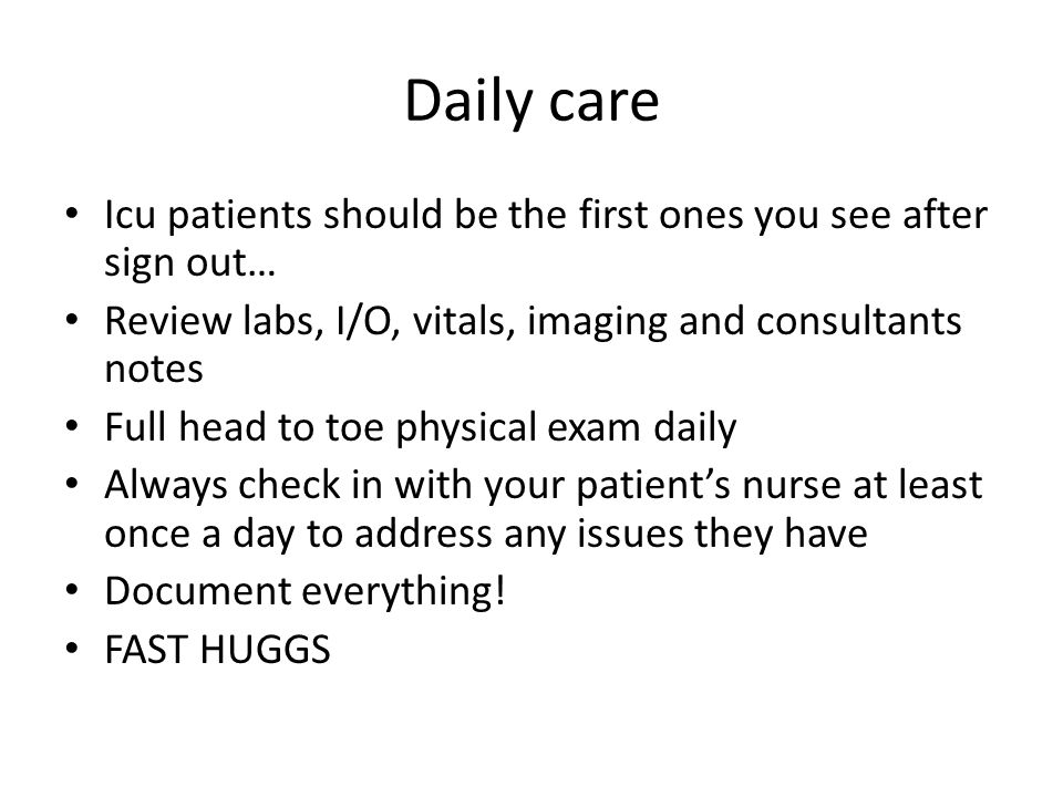 ICU Lecture set Lecture #1 - ppt download