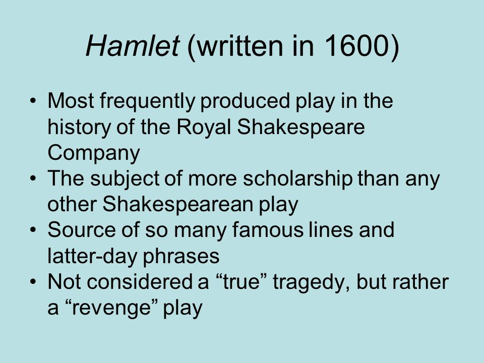 an analysis of hamlets famous phrase to be or not to be This quotation, hamlet's first important soliloquy, occurs in act i, scene ii (129–158)hamlet speaks these lines after enduring the unpleasant scene at claudius and gertrude's court, then being asked by his mother and stepfather not to return to his studies at wittenberg but to remain in denmark, presumably against his wishes.