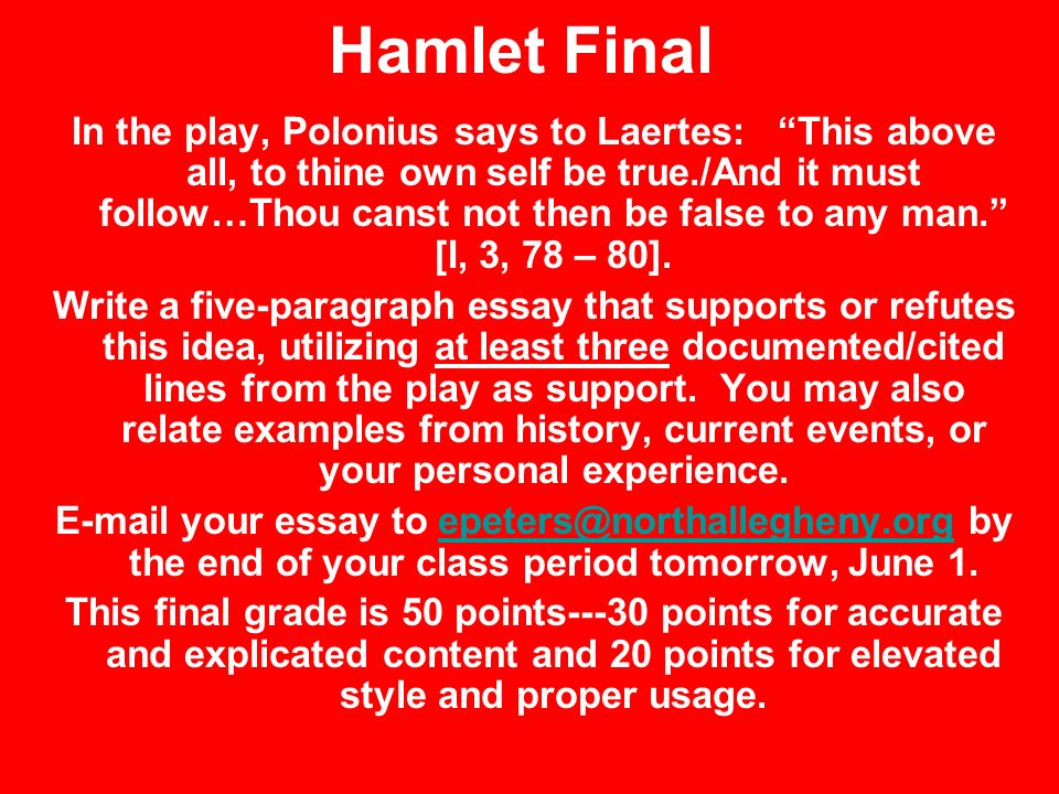 hamlet to be or not to be essay hamlet essay ideas
