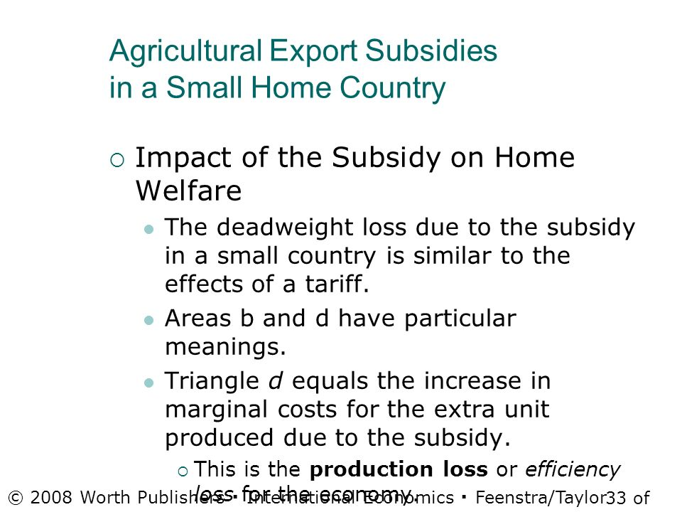 Subsidies to Consumers: Price Subsidy vs. Lump Sum Income Grant