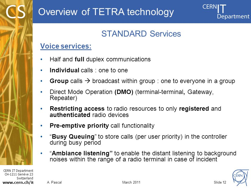 An overview of the radio a form of communication device