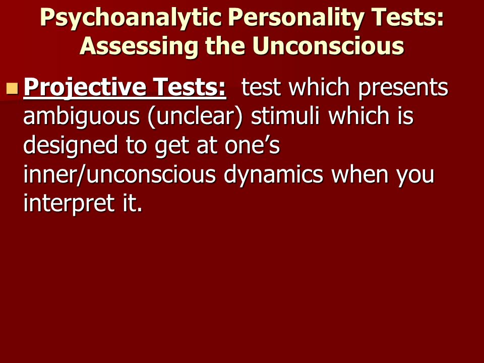 psychoanalytic personality Psychoanalytic theory emphasizes that the human organism is constantly, though slowly, changing through perpetual interactions, and that, therefore, the human personality can be conceived of as a locus of change with fragile and indefinite boundaries.