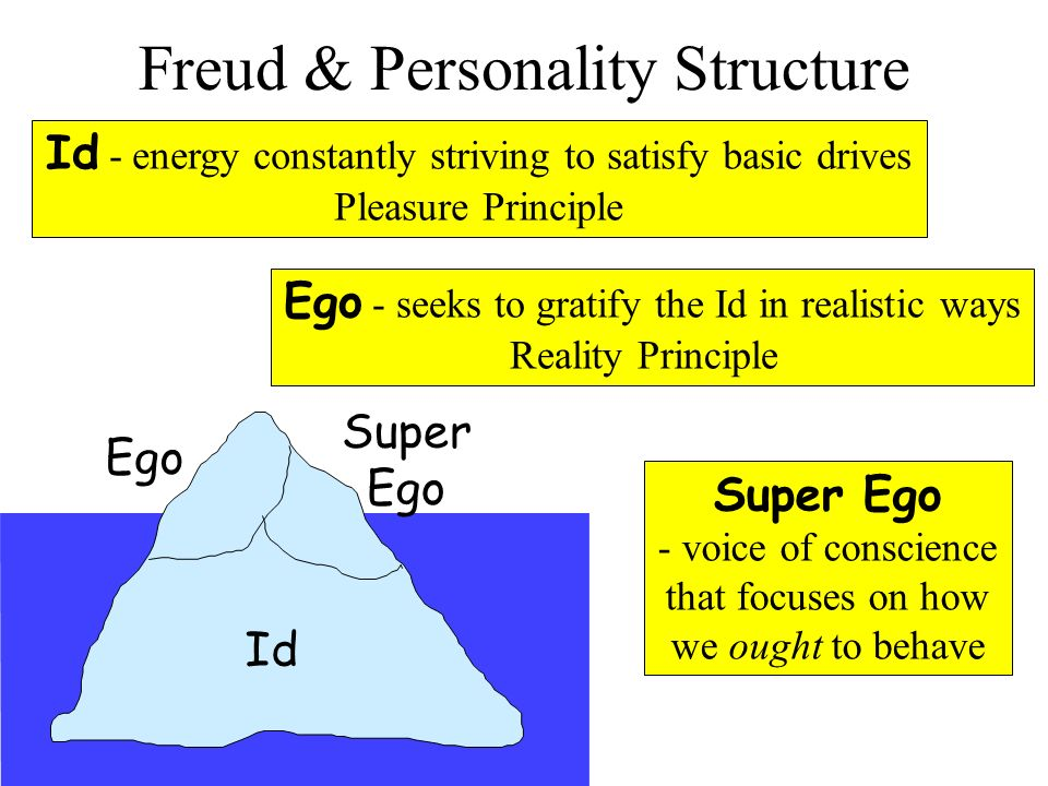 Freud & Personality Development Research Paper Starter