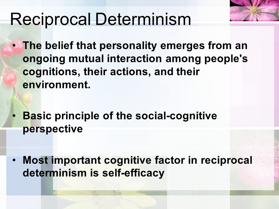 the theory of determinism and its supporters philosophy essay Determinism is the theory that all human actions are triggered by preceding events and not by the exercise of the will (honderich, 19) persons are responsible for their actions because they have the option either to do or not to do or to will or not to will.