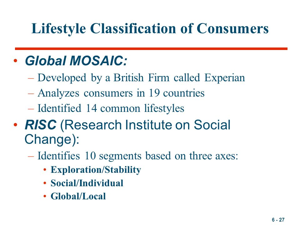 the values and lifestyles system of consumer research Consumer purchase intention for organic personal care products the values and lifestyles system of consumer research hee yeon kim and jae-eun chung department of consumer sciences, the 17-6-2004.