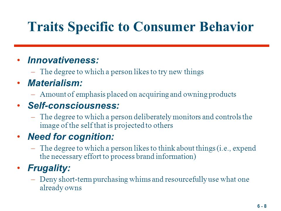 self image and consumer behavior Downloadable (with restrictions) self-image congruence helps explain and predict different facets of consumer behavior to date, application of self-congruence theories to tourist post-travel evaluations is limited.