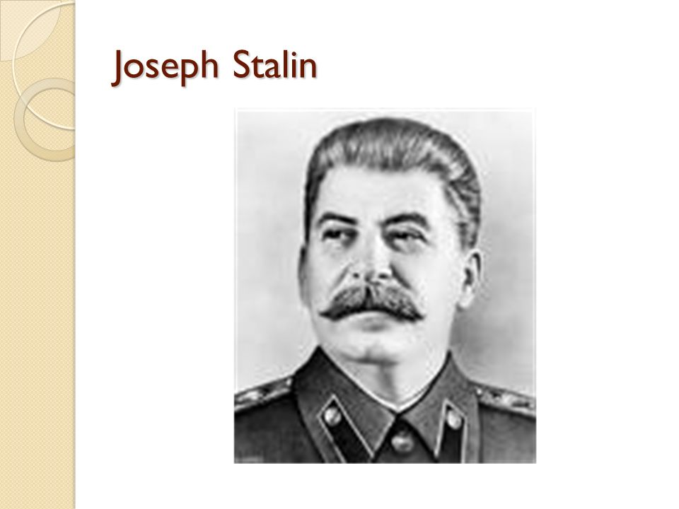 the rise of joseph stalin Although both joseph stalin and adolf hitler are remembered world over as notorious individuals responsible for the rise to power was much shorter than stalin's.