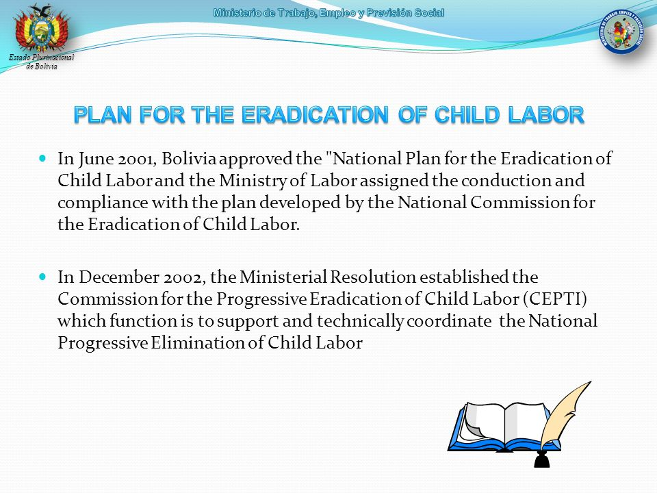 national child labour elimination policy 2010 The 2010 national education policy raised the age of compulsory national plan of action for implementing the national child labour elimination policy (2012.