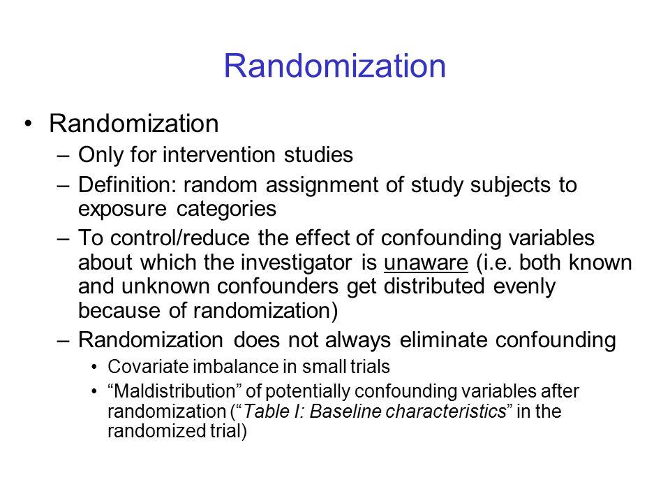 Intervention Studies - SPH | Boston University