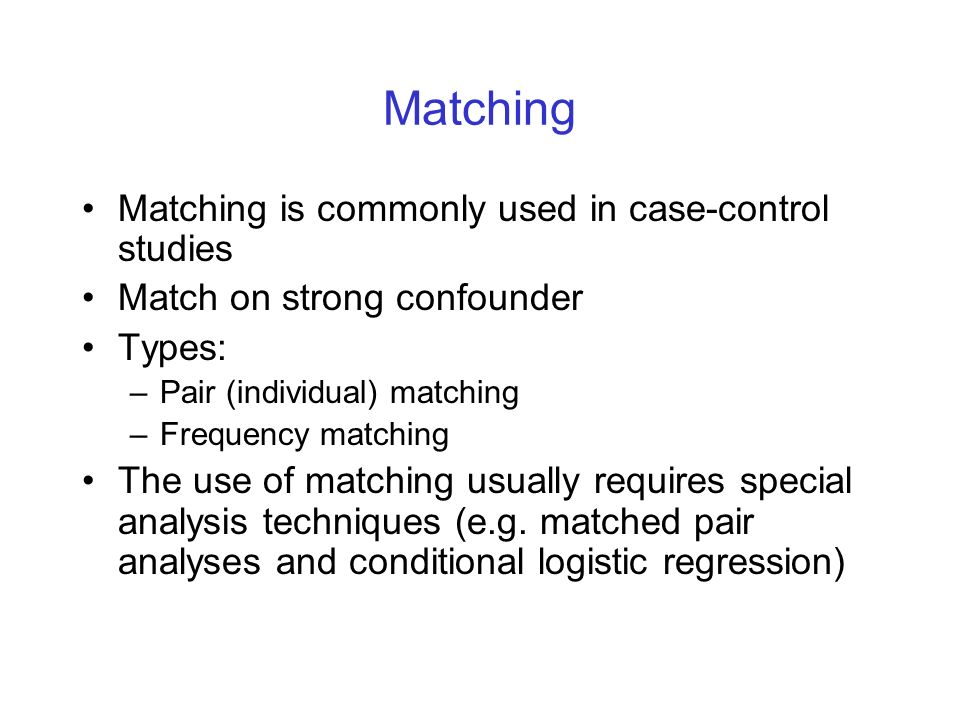 Analysis of matched cohort data - AgEcon Search
