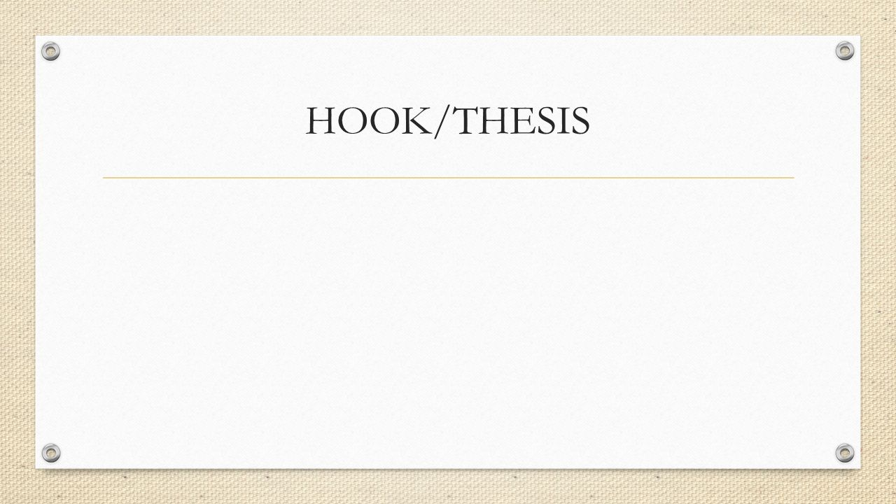 thesis theme hook map Here's a thesis hook map to help you figure out where to put everything when using hooks to customize your thesis-themed wordpress install via thesis hacker.