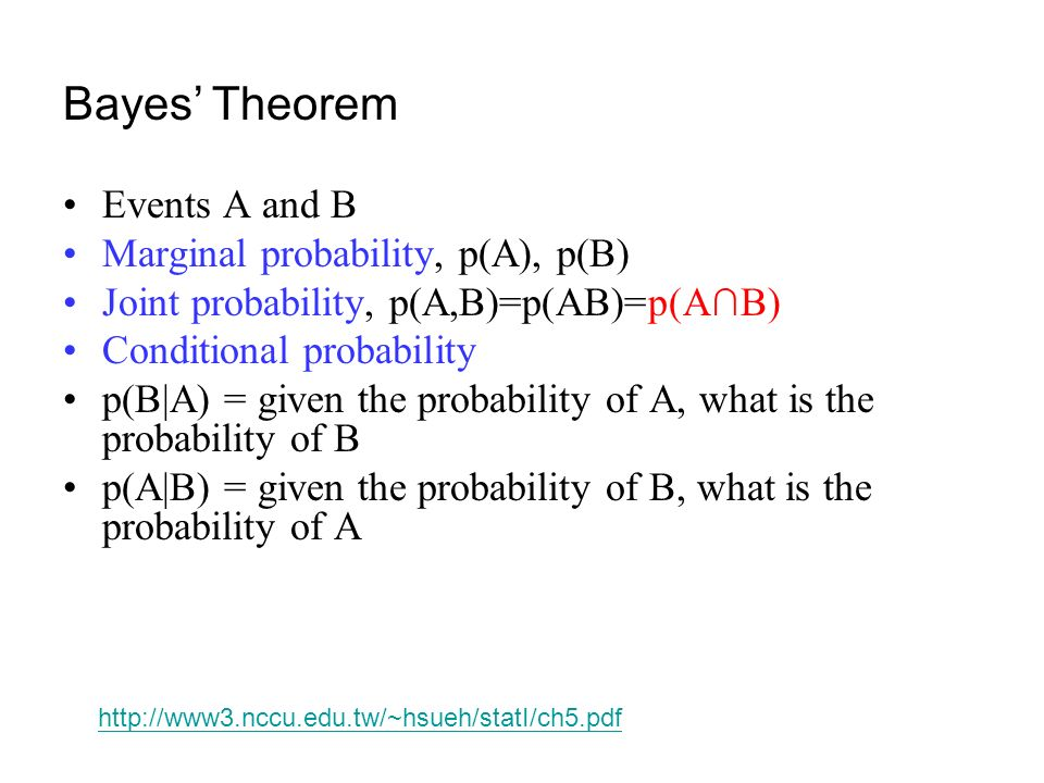 probability theorems and proofs pdf