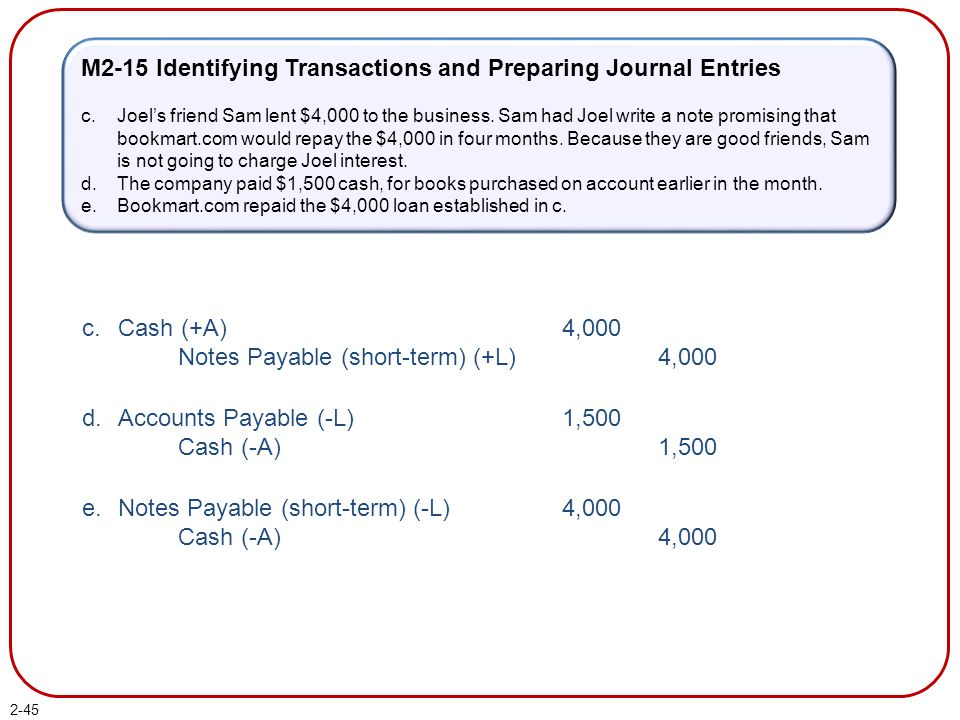 how to prepare journal entries for transactions