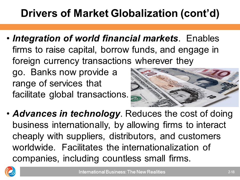 drivers and consequences of globalization Globalisation, challenges and changes  severe economic or social consequences the threats, they say,  competitive drivers.