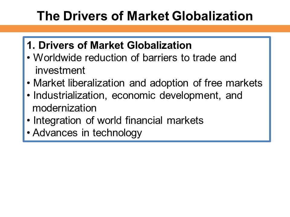 market globalization This was a topic discussed at sibos 2017, during the panel, the retreat from  globalization: threats and opportunities for financial market.