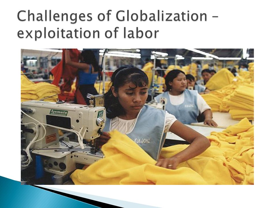 globalization and labor essay Globalization, brain drain and development this paper reviews four decades of economics research on the brain drain, with a focus on recent contributions and on development issues.