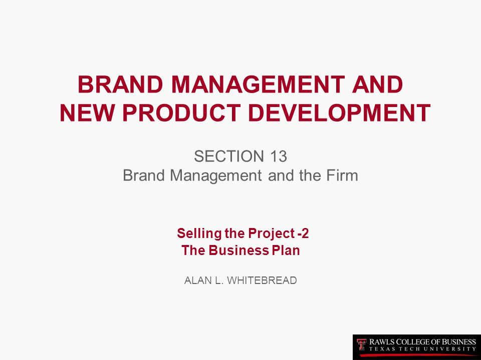 New Product Development and Introduction