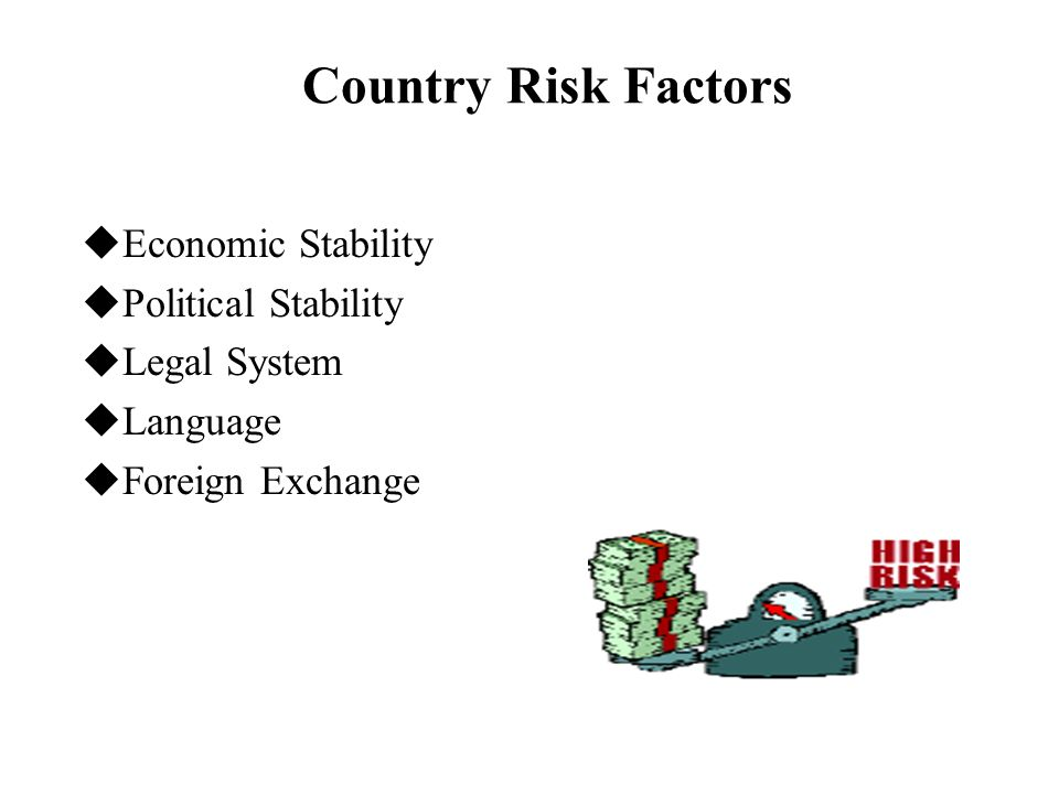 political risk, economic risk essay Political risk has started to flash on the corporate radar surveys  yet a host of  geopolitical risks threatens to disrupt global economic activity.
