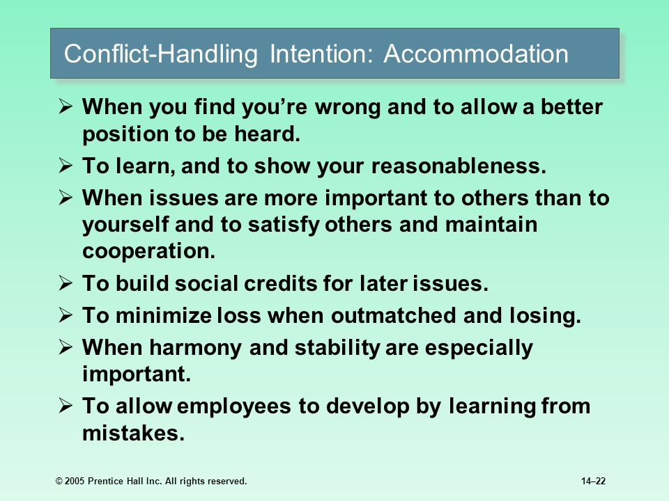 conflict handling styles essay Conflict resolution styles - what is your negotiation style when conflict arises read more from the university of notre dame's mendoza college of business.
