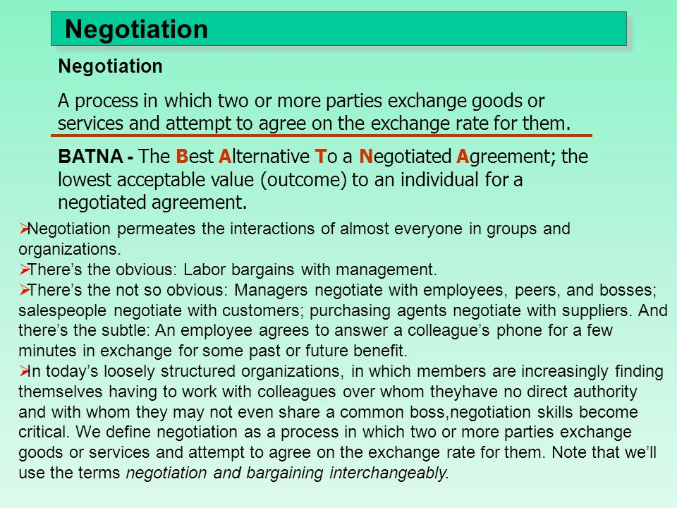 characteristics of distributive bargaining Notion of governance and traces its relationship with negotiation it then offers   bargainer characteristics in distributive and integrative negotiation', journal of.