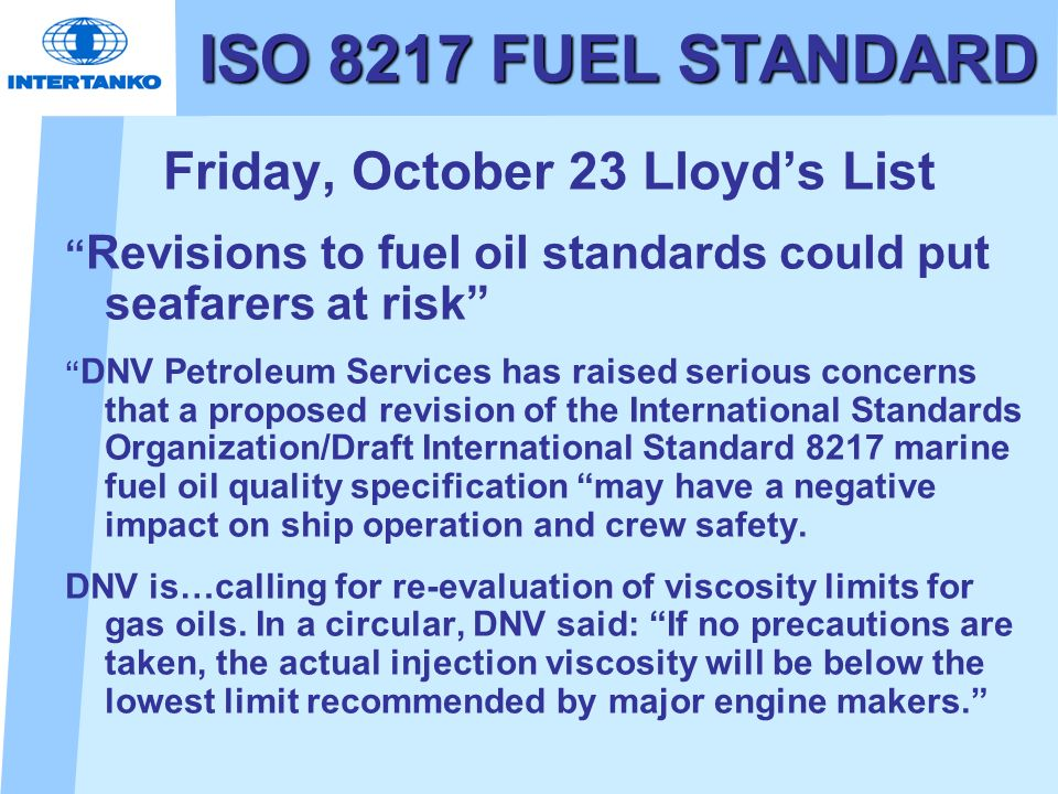 Friday, October 23 Lloyd's List