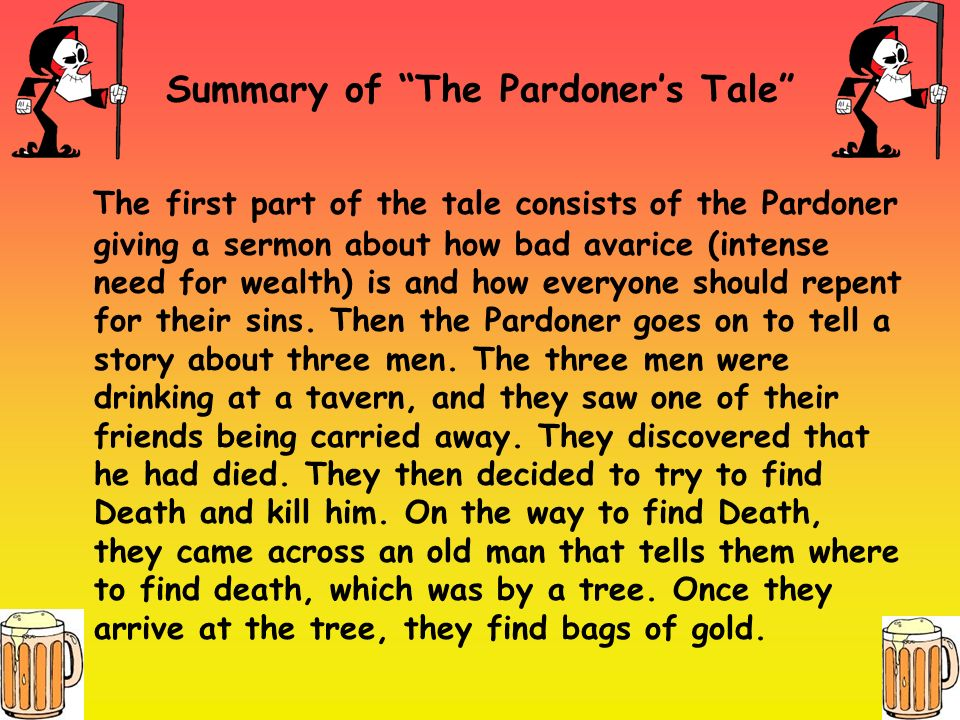 critical essays on the pardoners tale Here you will find list of critical essays on the general prologue to the canterbury tales geoffrey chaucer free ebooks online for read and download view and read critical essays on the.