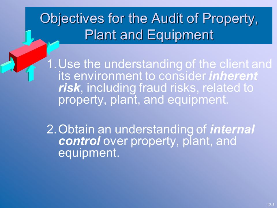 audit of property plant and equipment Audit report normally covers: - balance sheet - income statement - statement of retained earnings - statement of cash flows - related footnotes: note: if other information is included with the financial statementsthe auditor must read it to determine whether it is consistent with the financial statements (opinion does not cover this other.