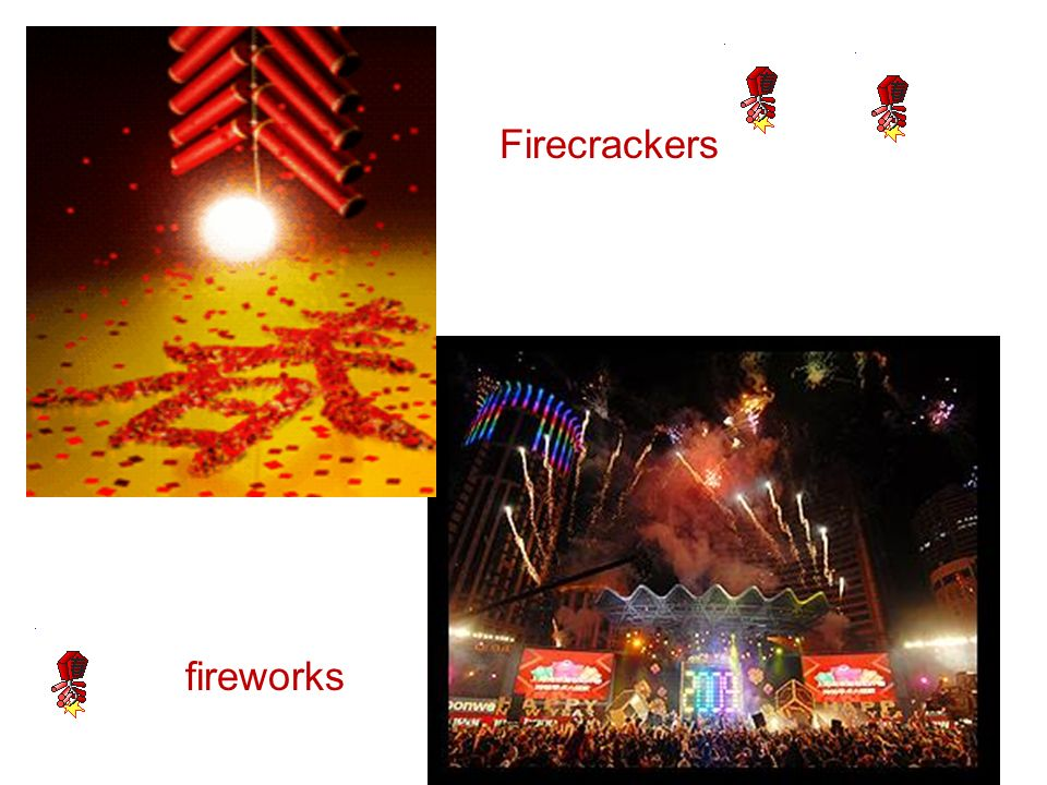 Firecrackers fireworks