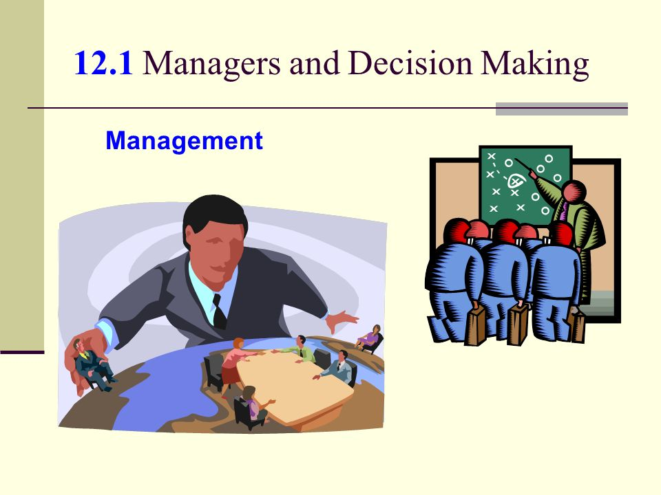 chapter 12 managerial decisions for firms Start studying chapter 12 - managerial decisions for firms with market power learn vocabulary, terms, and more with flashcards, games, and other study tools.
