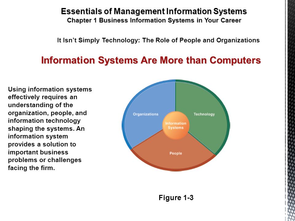 The Role of Information Technology In Today's World