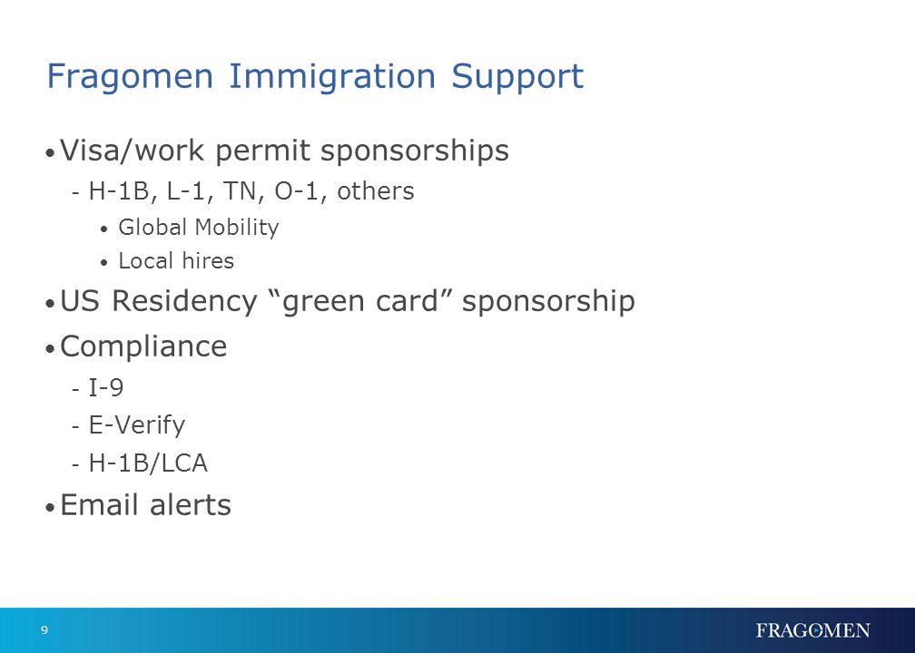 Fragomen Immigration Support