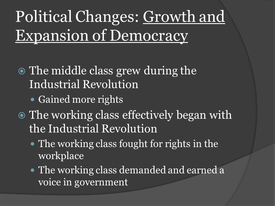 democratization and the middle class in The chinese middle class has not pushed for democracy because it depends on  the state-dominated economy for its prosperity, it is relatively.