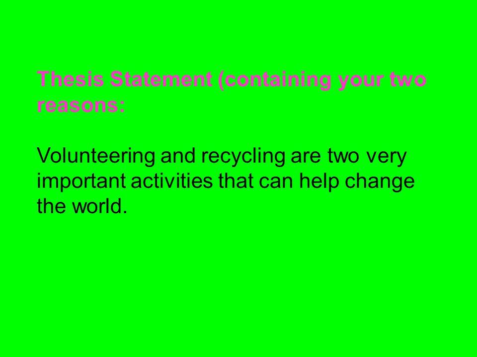write a persuasive essay about the volunteering program Katie braun speech persuasive speech outline: volunteering essay about persuasive zumba is a dance fitness program that has revolutionized the.