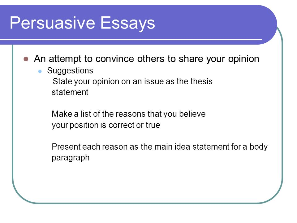 elements of essay writing ppt Persuasive essay middle school powerpoint  elements ppt response to literature essay  statement for an essay ppt, writing a thesis for an expository essay.