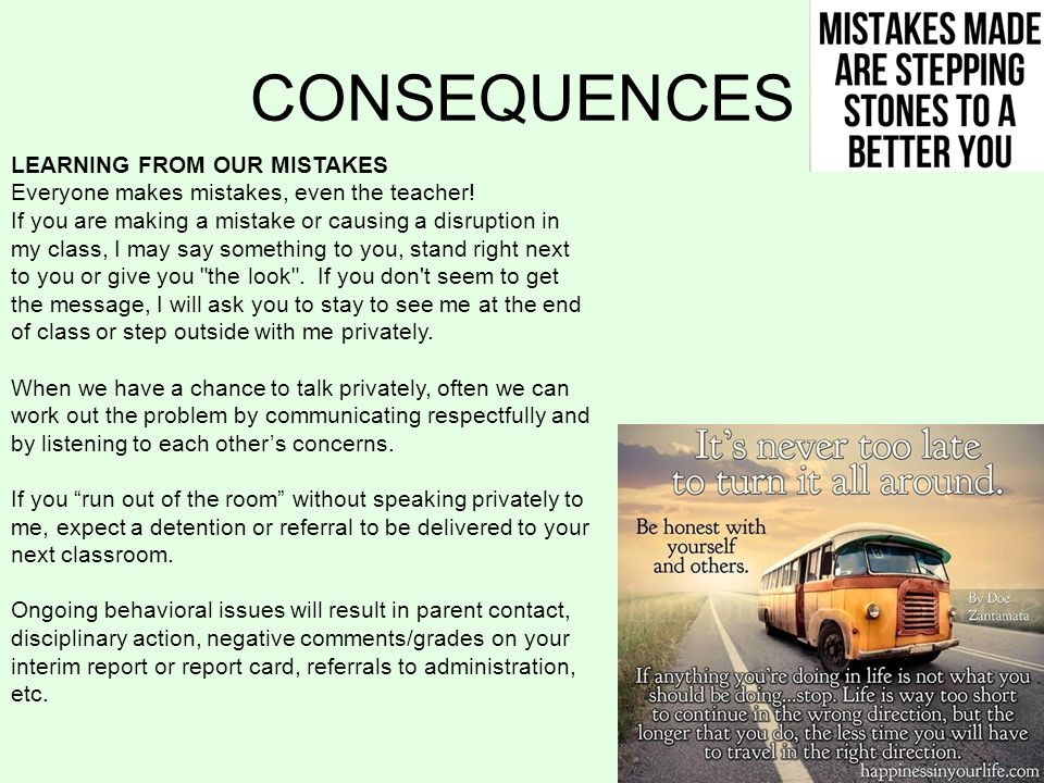 the consequences and issues of online education Consequences rather than punishment can be used to teach appropriate classroom and academic behavior issues in education tips & strategies motivating students resources for teachers consequences, not punishment.