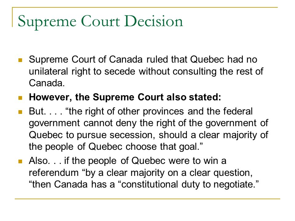 how to read a supreme court decision canada