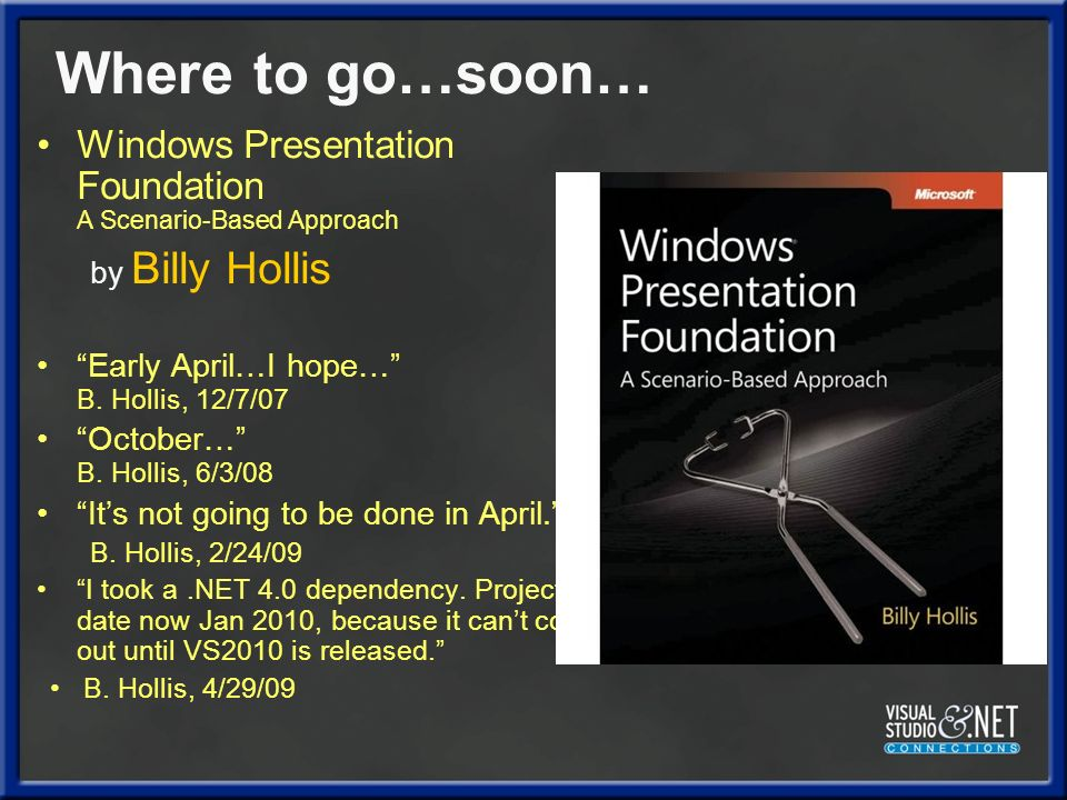 windows presentation foundation unleashed pdf