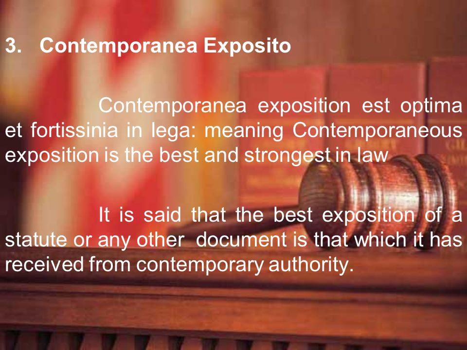 Contemporanea Exposito