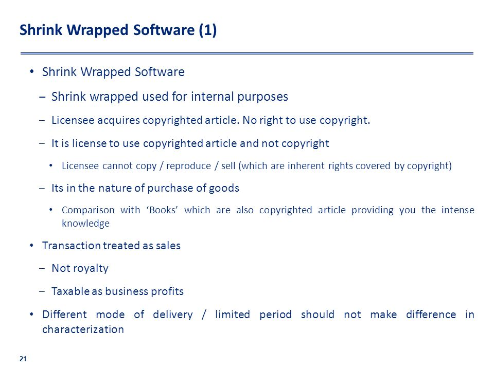 Shrink Wrapped Software (1)