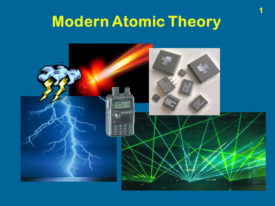modern atomic theory Atomic theory - (chemistry) any theory in which all matter is composed of tiny discrete finite indivisible indestructible particles the ancient greek philosophers democritus and epicurus held atomic theories of the universe.