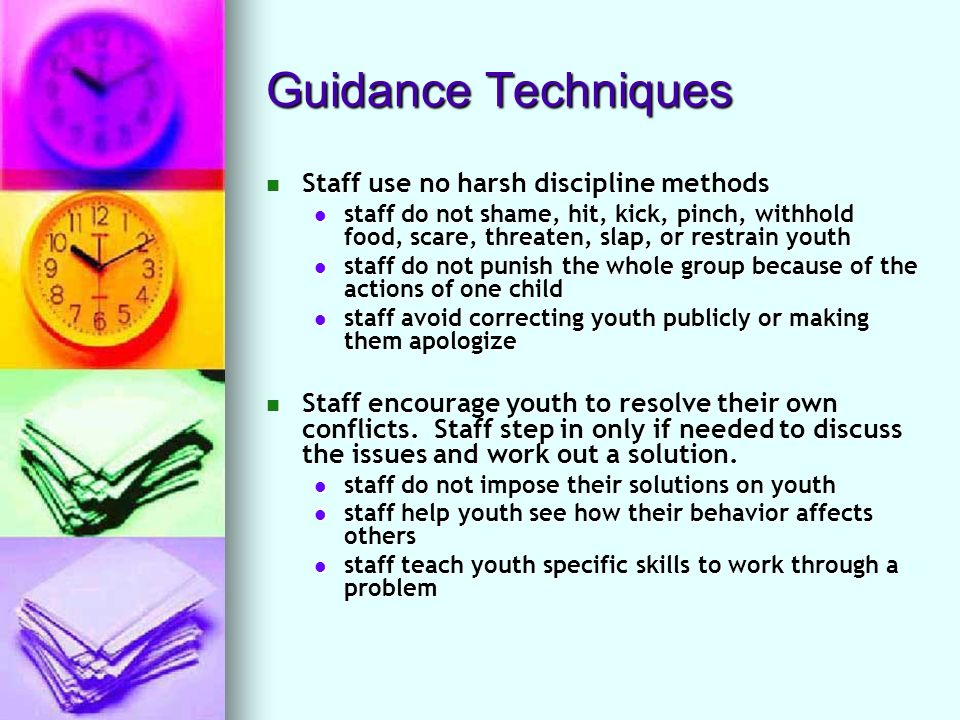 guidance and discipline issues in the Get insights that can help educators reduce the need for classroom discipline  issues in education tips & strategies motivating students resources for teachers  consider removing a student from the classroom but first, alert the main office or guidance department removing a student from the classroom gives both parties a.