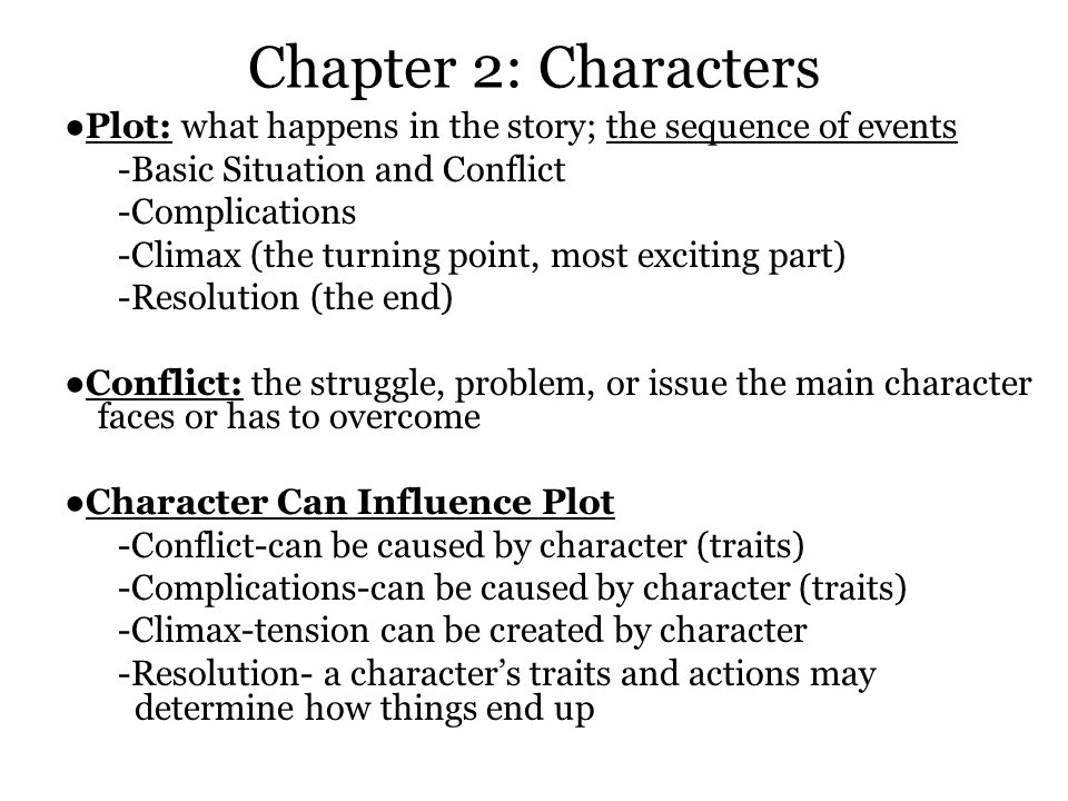 character and conflict in the most External conflict an external conflict is between a character and an  outside force man vs man man vs naturebr.